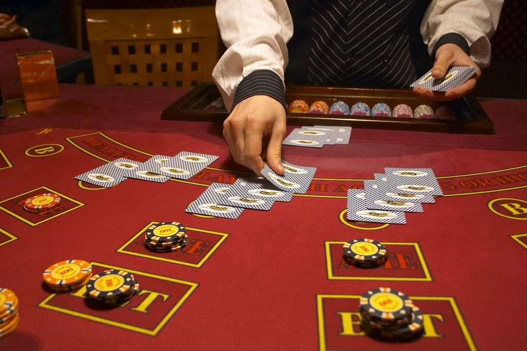 Online Baccarat betting